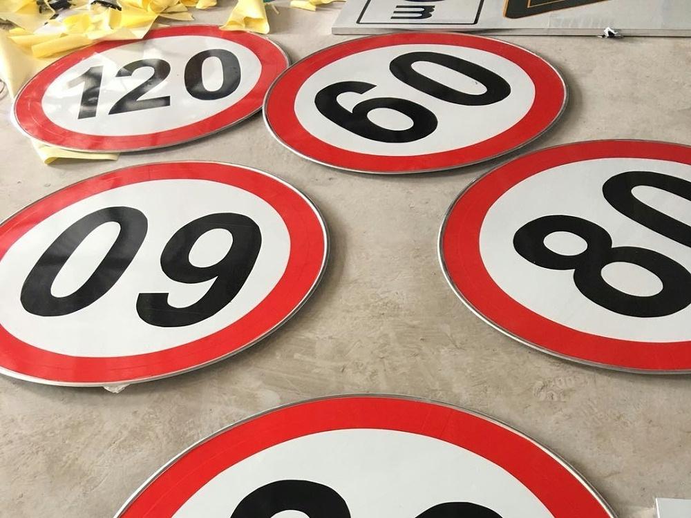 交通限速标志牌厂家