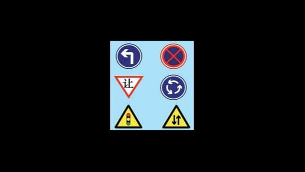 关于学校门口的交通指示牌你知道多少?