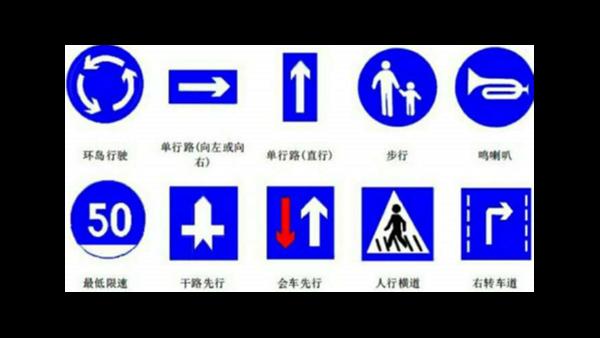 你知道交通标志牌的加工结构吗?