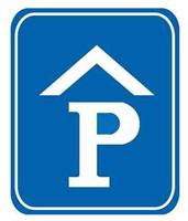 室内停车场标志牌