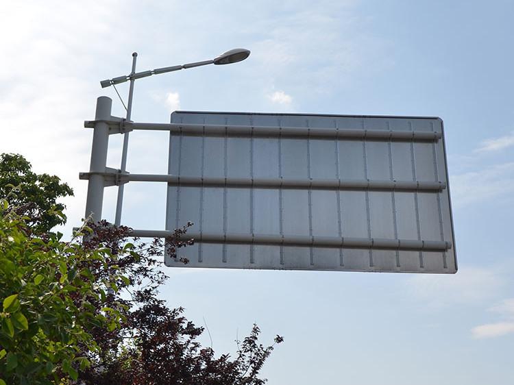 悬臂式道路标志牌设施厂家