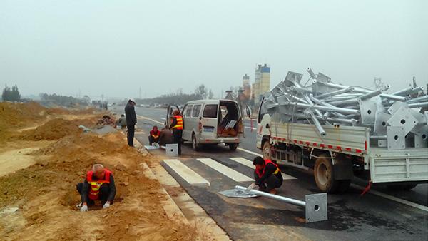承包交通标志牌、护栏等改建工程,为飞耀交通点赞